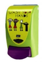 Sanitair - Proline 'wash your hands' zeephouder