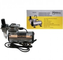 Aanbieding - Benson AS18-2 mini-compressor