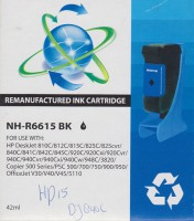 Kantoorartikelen - NH-R6615 BK cartridge